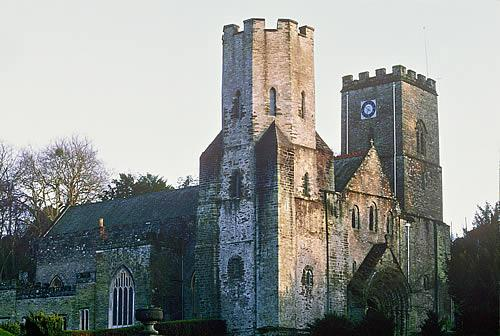 St Germans Parish Church, credit George Wright