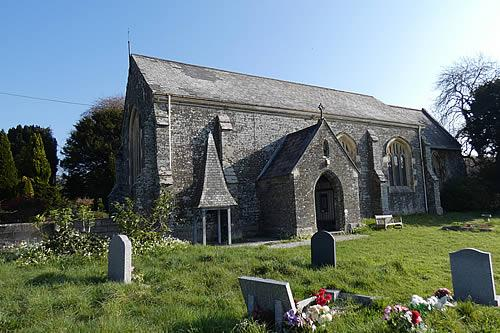 St Lukes Parish Church, Tideford