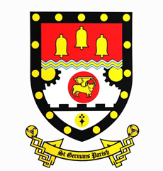 St Germans Parish Crest