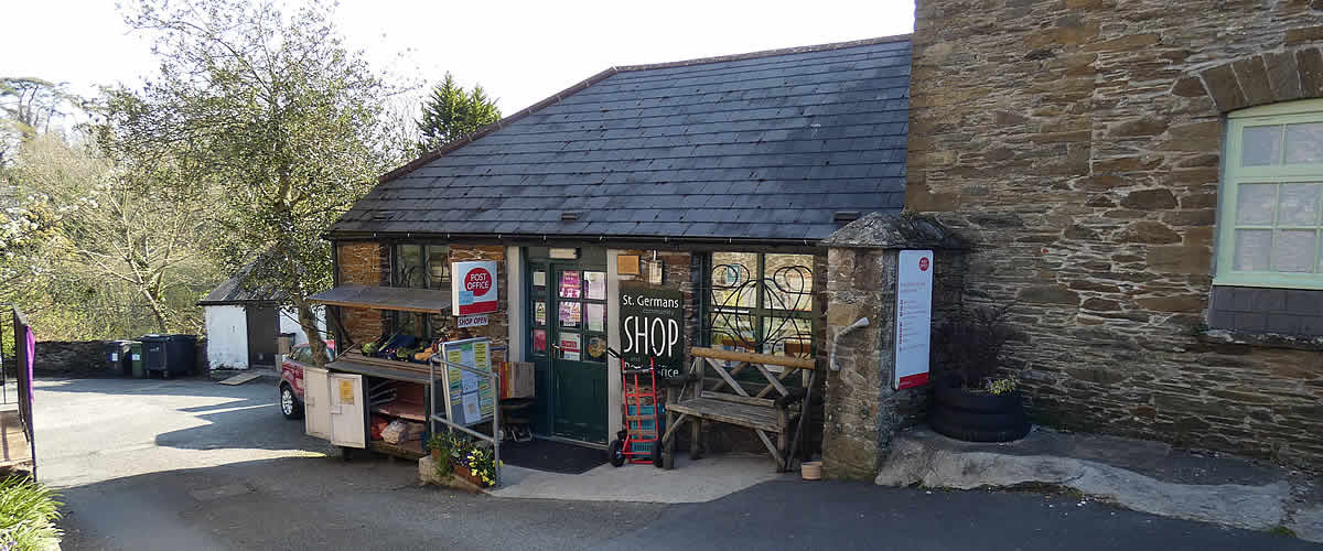 Village Shop, St Germans