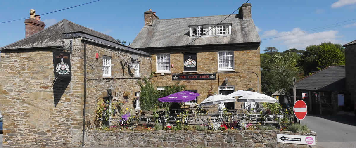 The Eliot Arms, St Germans
